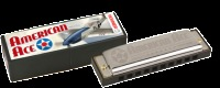 Hohner American Ace Harmonica Available in C or G (02BXC)
