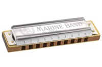 Hohner Marine Band Harmonica Availlable In All Keys (1896)