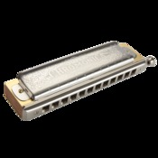 Hohner Super Chromonica In Key Of C (270BXC)