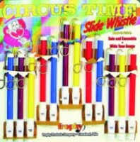 Circus Time Slide Whistle (30c)