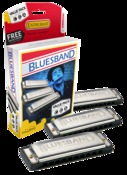 Hohner Blues Band Pro-Pack (3P1501BX)