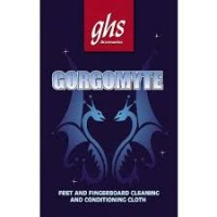 GHS Gorgomyte Fret & Fingerboard Cleaning And Conditioning Cloth (A6)