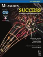 Measures of Success - Clarinet (BB208CL)