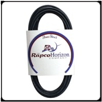 "Rapco Horizon 20' Hi-Z Microphone Cable With 1/4"" Input Jack (HZ20)"