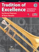 Tradition of Excellence for Trombone - Bk. 1 (W61TB)