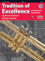 Tradition of Excellence for Trumpet - Bk. 1 (W61TP)