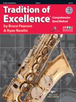 Tradition of Excellence for Saxophone - Bk. 1 (W61XE)