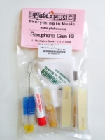 Pfabe's Saxophone Care Kit (altosaxkit)