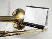 DEG Dynasty Trombone Clamp-On Lyre (A16-HC250)