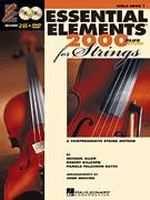 Essential Elements 2000 for Strings - Viola Bk. 1 (HL00868050)