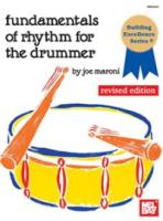Fundamentals of Rhythm for the Drummer (MB94493)