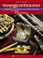 Standard of Excellence - Trombone Bk. 1 (PW21TB)