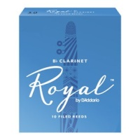 Rico Royal® Bb Clarinet Reeds, #2, 10 per Box (RR-RCB1020)