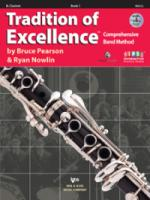 Tradition of Excellence for Clarinet - Bk. 1 (W16CL)