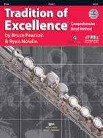 Tradition of Excellence for Flute - Bk. 1 (W61FL)