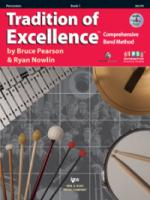 Tradition of Excellence for Percussion - Bk. 1 (W61PR)